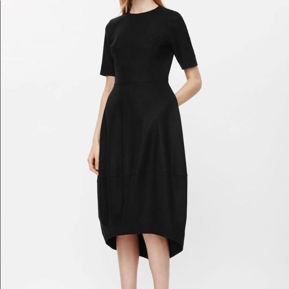 8f428c064b47c COS Dresses | Cottonsilk Cocoon Dress | Poshmark